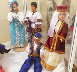 Коллекция кукол фонда Missia на фестивале в Болгарии!