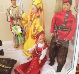 Коллекция «Красота и величие народного костюма» получила признание в Европе!