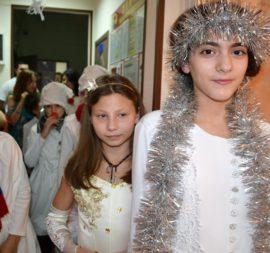 Новый год в истринском Детском доме