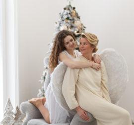 Если хотите коснуться ангела – обнимите ребенка!