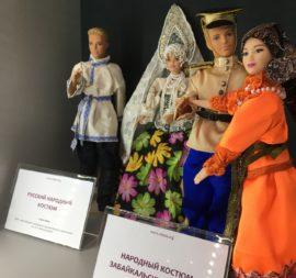 Открытие выставки фонда МИССИЯ «Красота и величие народного костюма» в Великом Устюге