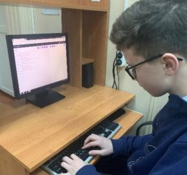 Детский дом №1 г. Сыктывкара — участники пилотного проекта «Алгоритмика» (Отзыв)