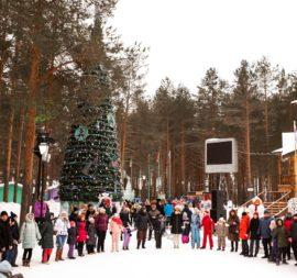 Воспитанники СРЦ «Возвращение» побывали на XV юбилейном Международном фестивале «Рождественская мечта»