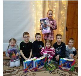 Итоги акции «Рождество должно быть у ВСЕХ детей!»