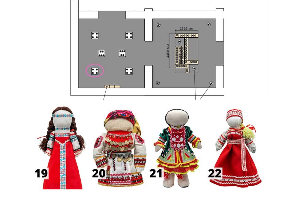Куклы: группа №5